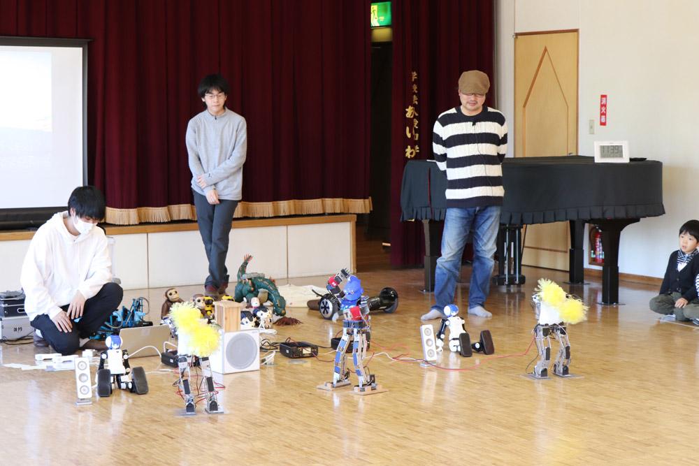ロボットショー